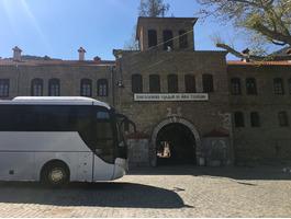 Автобуси и микробуси под наем.0884 420 470