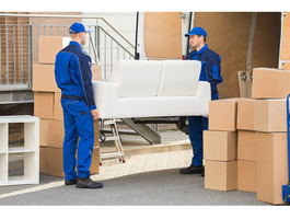 Преместване на дома, багаж, мебели, офиси с транспорт