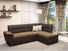 Ъглови дивани - Мебелна фабрика Дискрет